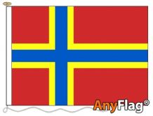 ORKNEY  NEW ANYFLAG RANGE - VARIOUS SIZES